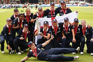 England Eves Won World Twenty20 Against New Zealand