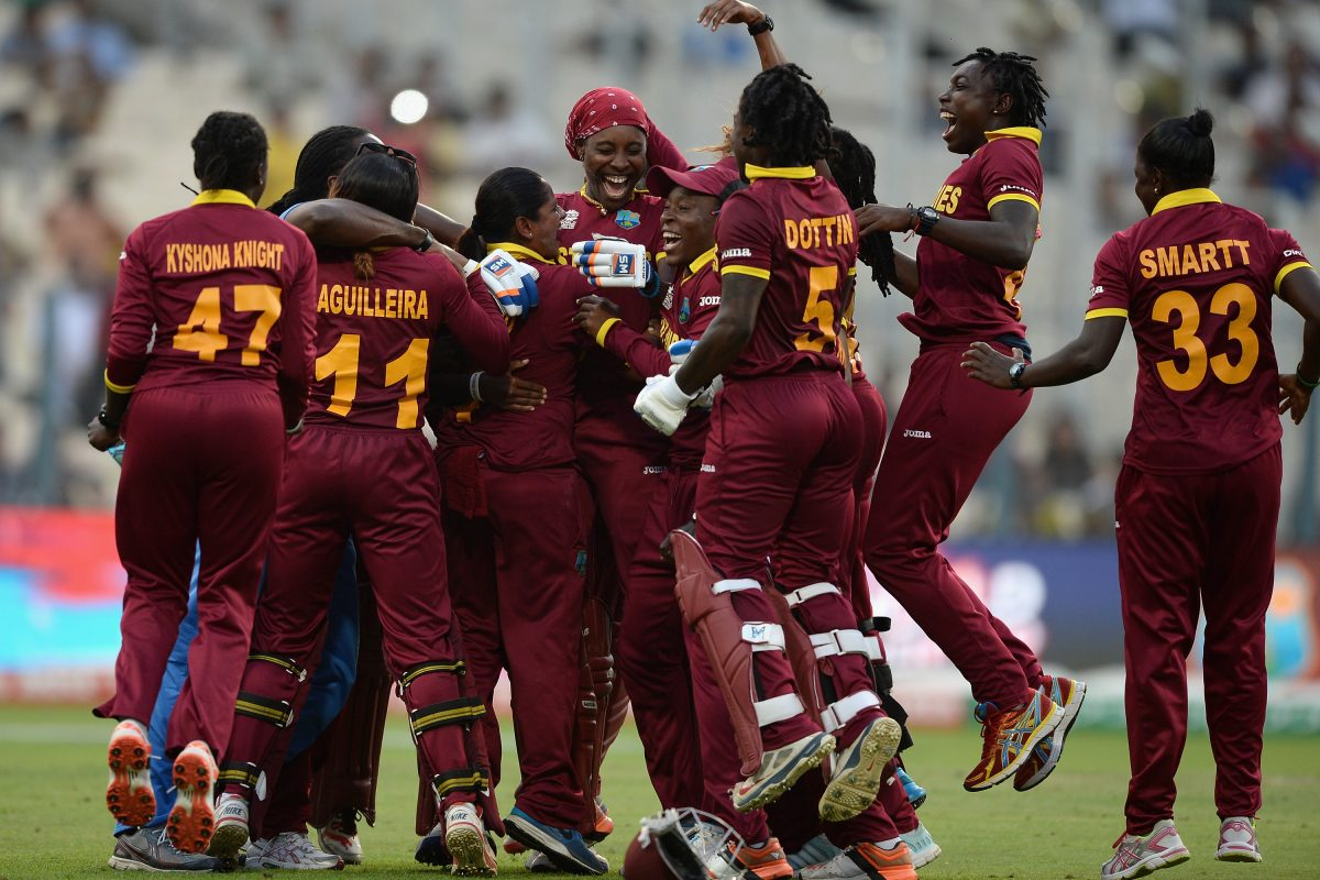 West Indies Women Win Maiden World T20 Title