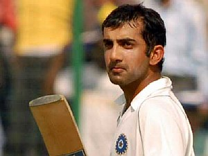 Gambhir Replaces Yousuf to Become no. 1 Test Batsman