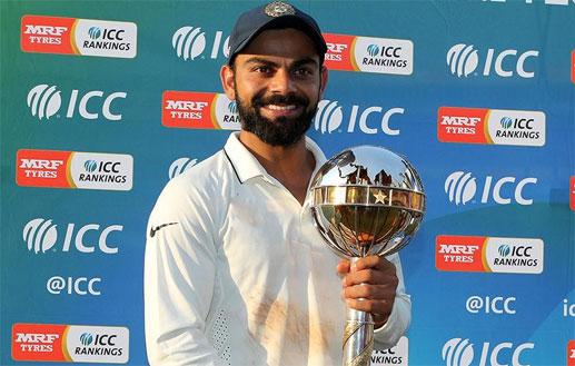 India retain ICC Test Championship mace