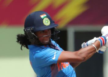Harmanpreet Kaur became the first Indian woman to crack a ton in T20Is.