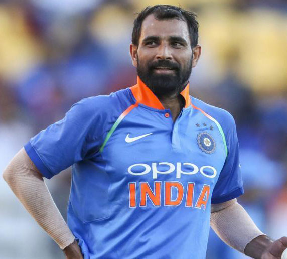 Shami hat-trick helps India survive Afghanistan scare