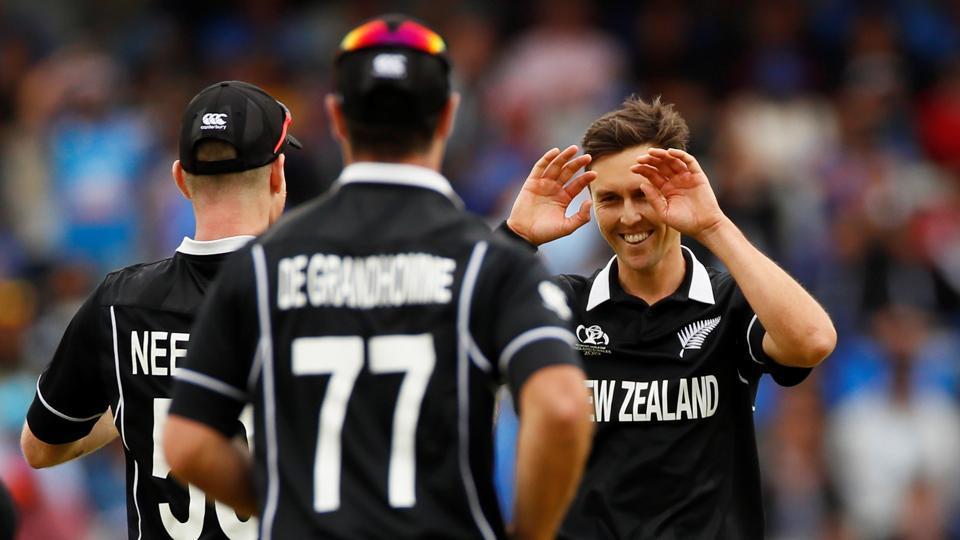 Ind vs NZ, 1st semi-final, Manchester