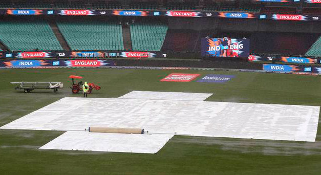 India into maiden T20 WC final after washout