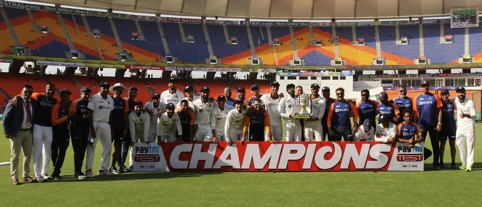India take on New Zealand WTC final in June