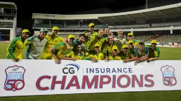 Bowlers, Wade deliver series win for depleted Australia