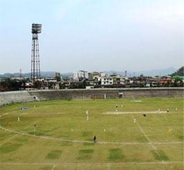 Nehru Stadium Guwahati