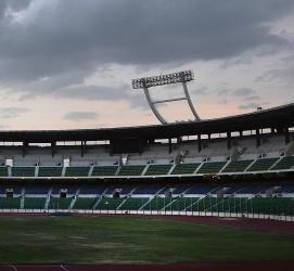 Nehru Stadium, Chennai