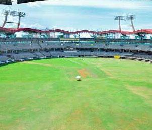 Nehru Stadium, Kochi