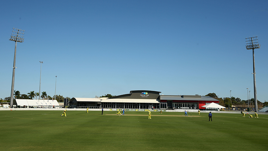 Ray Mitchell Oval